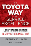 Toyota Way to Service Excellence