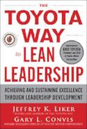 Toyota Way to Lean Leadership